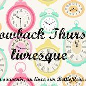 Throwback Thursday #4 - Chroniques des mondes hallucinés