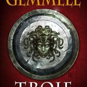 [Chronique Fantasy] Troie 2, Le bouclier du tonnerre, de David Gemmell - Chroniques des mondes hallucinés