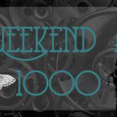 [Challenge] Weekend à 1000 #1 - Chroniques des mondes hallucinés