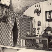 Livret de photographies dans les caves Henri Abelé - Reims 14-18