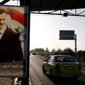 """Le régime syrien a dénoncé samedi comme une """"violation flagrante"""" du droit international l'opération militaire menée par les Etats-Unis, la France et la Grande-Bretagne - MOINS de BIENS PLUS de LIENS"""