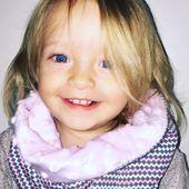 Snood adulte ou enfant - Tuto Couture DIY - Viny DIY, le blog de tutoriels couture et DIY.