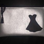 Appliqué Petite Robe Noire - Viny DIY, le blog de tutoriels couture et DIY.