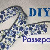 Fabriquer son Passepoil - Tuto Couture DIY - Viny DIY, le blog de tutoriels couture et DIY.