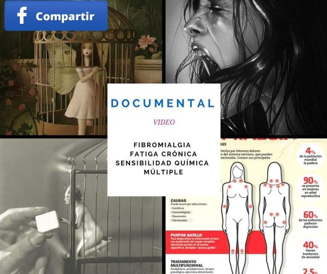 DOCUMENTAL: Fibromialgia, la paliza invisible.