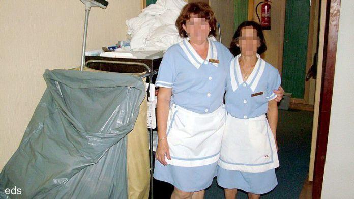 Camareras de piso: 'Cobrar 1,50 euros por limpiar una habitación es explotación'