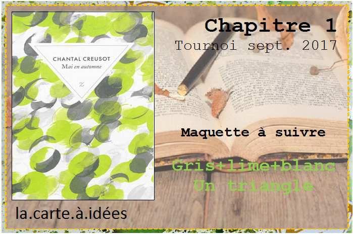 Tournoi : Chapitre 1