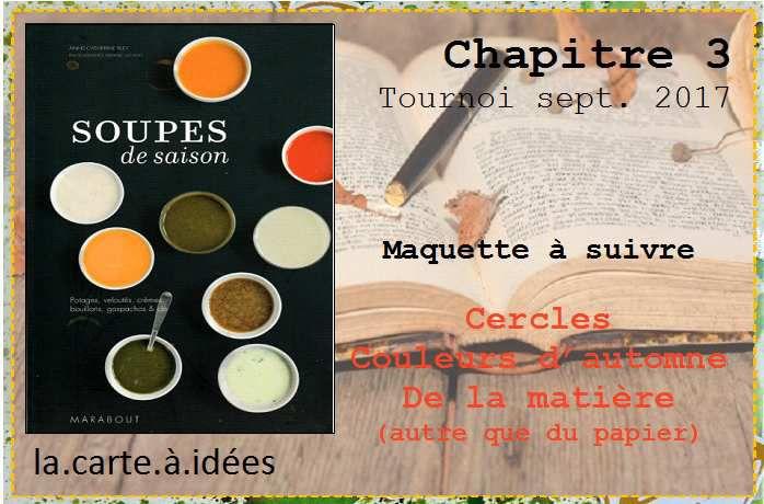 Tournoi : Chapitre 3