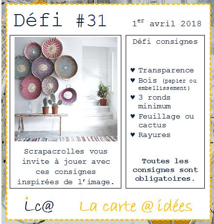 Défi#31
