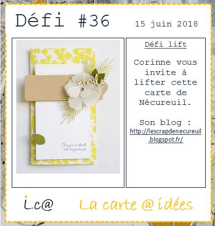 Edit du Défi#36