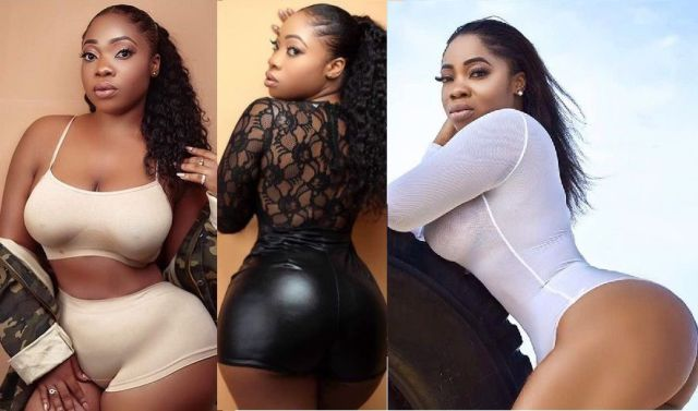 See What Ghanaian Curvaceous Actress Has To Say