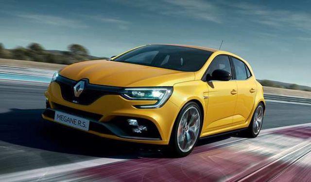COC  Certificat de conformité Renault