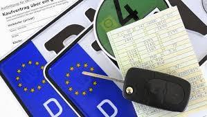 Les procédures à suivre pour l'immatriculation d'une voiture allemande en France.