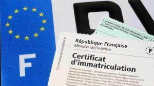 Demandez le Certificat de Conformité Européen  Volkswagen pour votre demande de carte grise voiture importée
