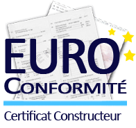 certificat de conformité Officiel Paris
