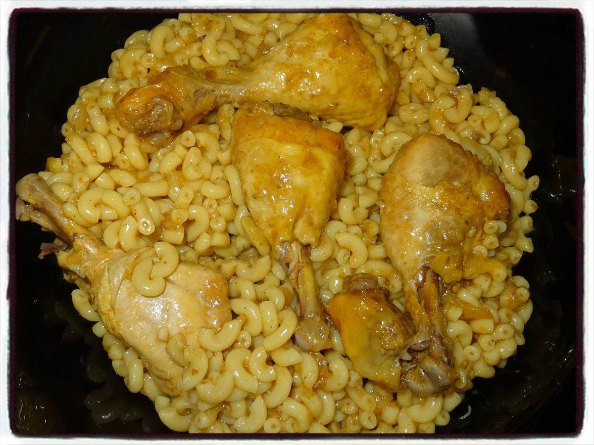 pilons de poulet au paprika cookeo