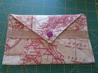 tuto pochette mail enveloppe