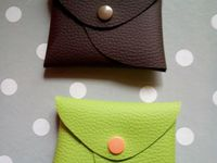 Porte Cartes Facile sans couture - Tuto DIY