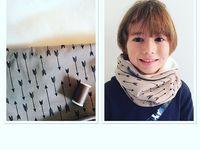 Snood adulte ou enfant - Tuto Couture DIY