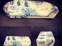 Trousse Origamax - Tuto Couture DIY Facile