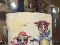 Coudre un Tote Bag avec un Fond - Tuto Couture DIY