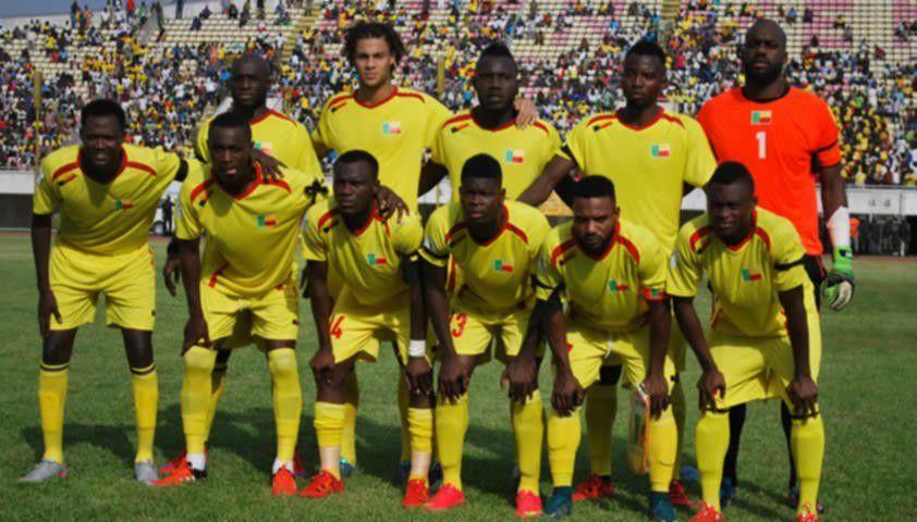 Ecureuils du Bénin contre l'équipe de la Gambie