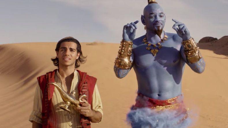 Aladdin 2019 online en latino