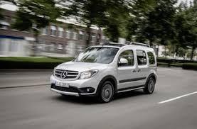 Mercedes Citan Tourer et Certificat de Conformité Mercedes