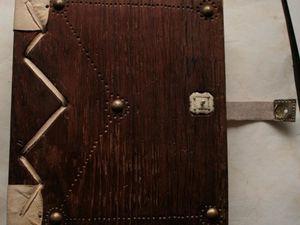 Pastiches de reliures médiévales
