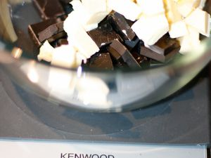 Cake Chocolat Noir Intense
