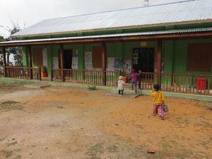 Le nord de la Birmanie