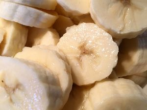 Samoussa banane chocolat