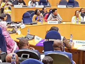 La Première Dame participe dans la 22ème Assemblée Générale Ordinaire de l'OPDAS