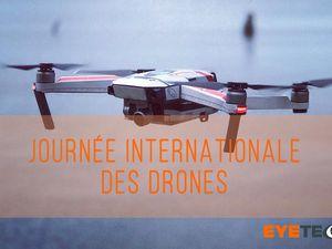 7 mai, 2 journées à fêter : journée mondiale des orphelins du SIDA et journée internationale des drones