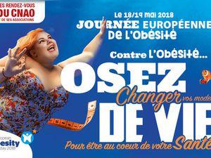 18 mai, Journée européenne de l'obésité et Journée internationale des musées