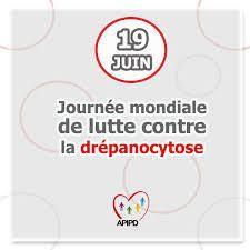 19 juin, 2 journées à célébrer : journée mondiale de lutte contre la drépanocytose et Journée internationale pour l'élimination de la violence sexuelle en temps de conflit