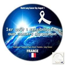 1er Aout : 2 Journées à célébrer : journée du dépassement mondial et journée mondiale du cancer du poumon