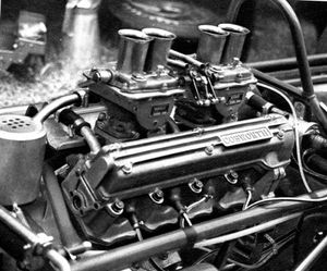 Histoire de course(s) : Cosworth, THE motoriste