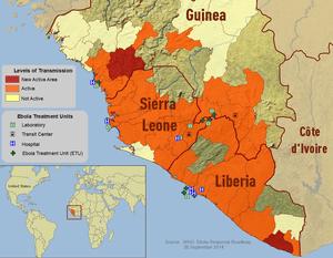Les pays accablés par Ebola, maintenus dans l'esclavage de la dette (Le Reporter)