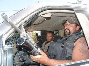 Mercenaires en Irak