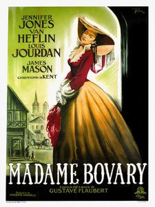 Bac 2016 : Madame Bovary - Gustave Flaubert &amp&#x3B; Vincente Minnelli