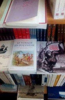 Balade Littéraire #9 : La péniche librairie L'Eau et les Rêves - Paris