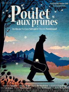 Poulet aux prunes - Marjane Satrapi (film)