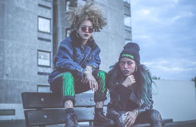 URBAN PUNK DUO NOVA TWINS RETURN WITH A NEW VIDEO FOR ...