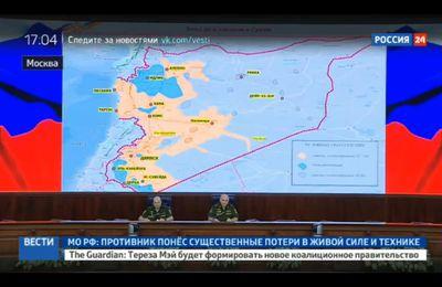 Urgent Syrie - La frontière atteinte ! MAJ