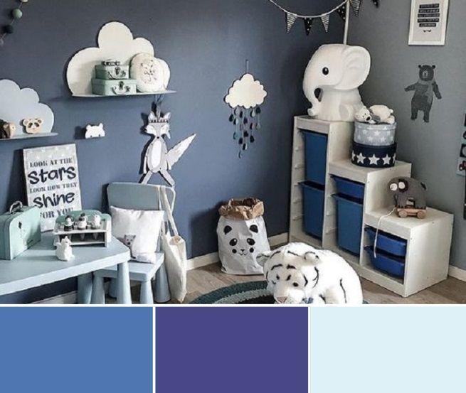 quelles couleurs pour une chambre d
