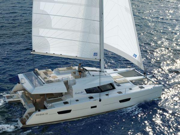 SCOOP LIpanema 58 Le Nouveau Yacht Catamaran De