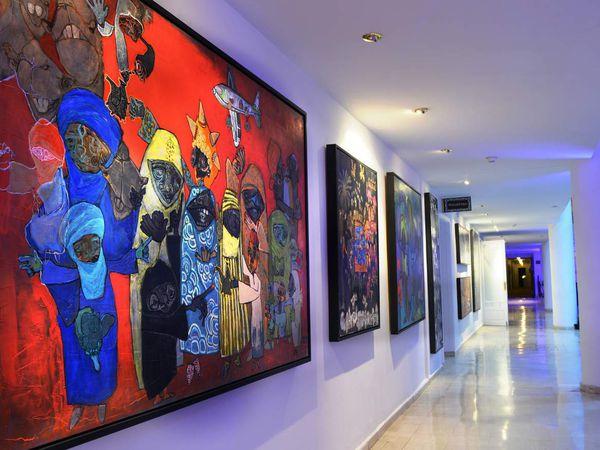 Exposition OGGO - « NEW BLED »