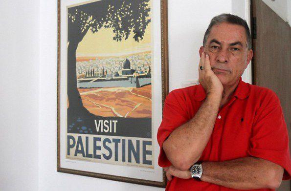 Gidéon Lévy, journaliste israélien