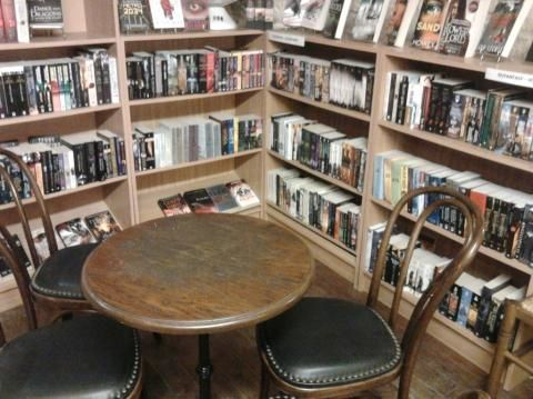 Balade Littéraire #10 : The Bookshop - Café-Librairie anglophone à Montpellier